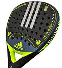 Pala Padel Essex Carbon Attack 1.8 Lime Rugosa