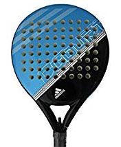 Pala de Pádel Adidas Unisex Azul y Negra.